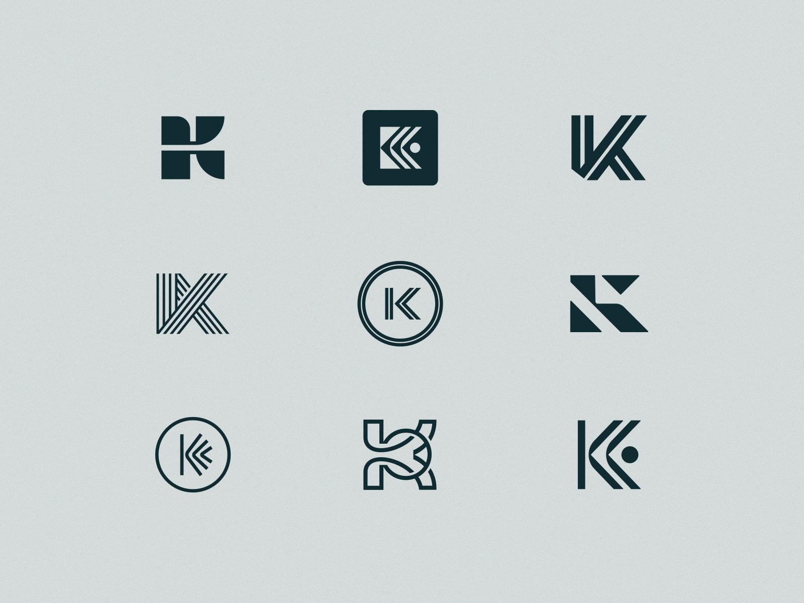 K Logo Marks