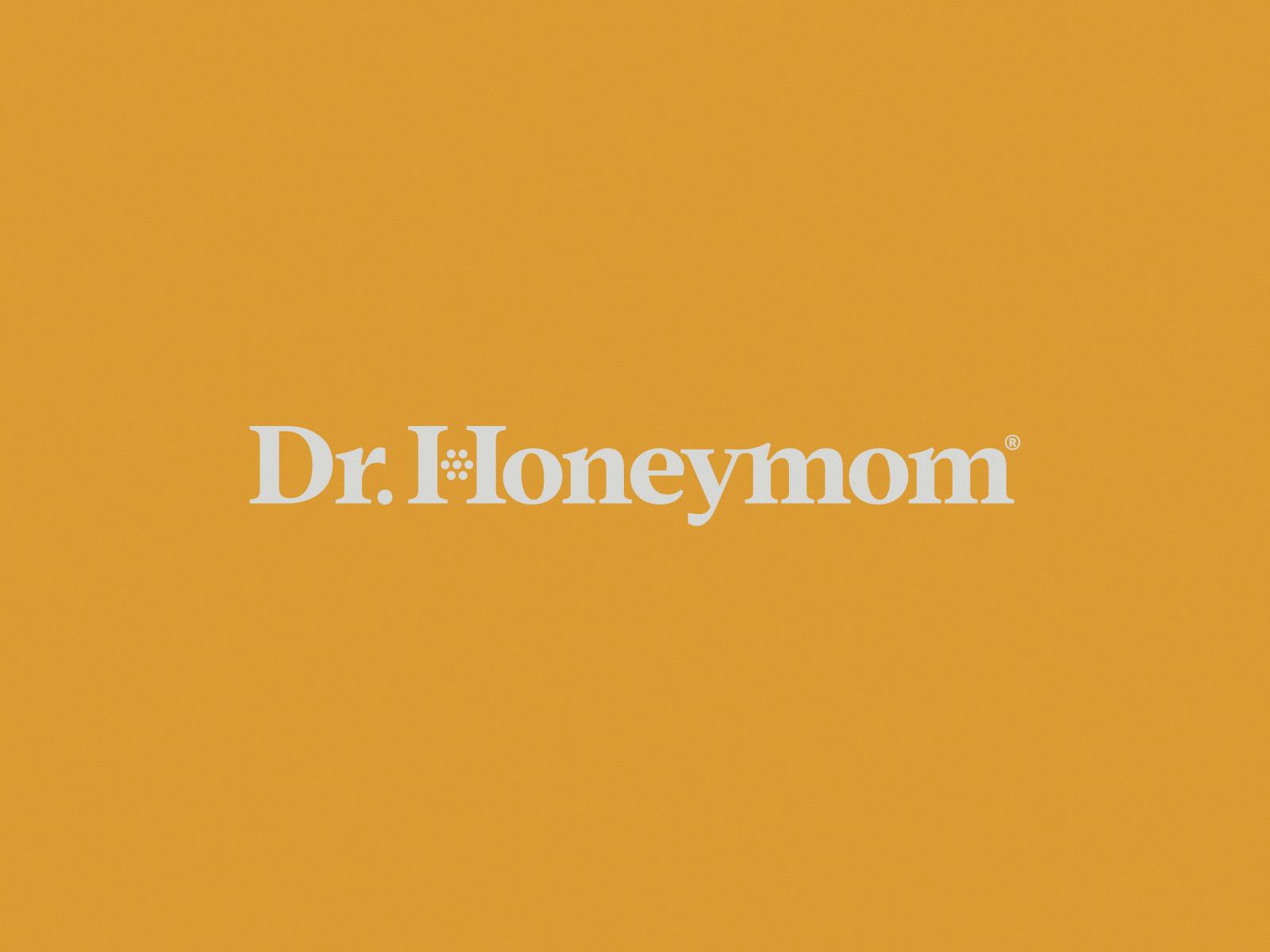 Dr. Honeymom® | Brand Identity