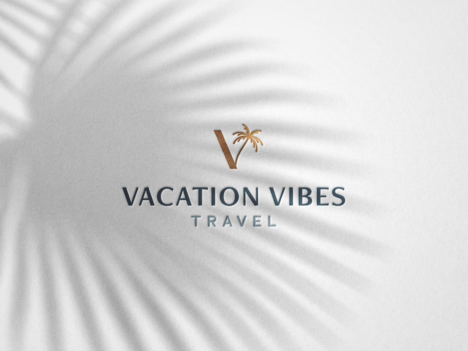 Vacation Vibes Travel | Brand Identity