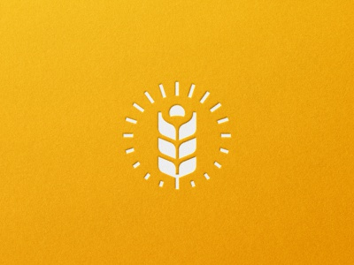 Estate Law Logo joy wheat rise sunrise sun midwest agriculture estate lawyer law icon brand design bold minimal logo design simple brand branding logo design