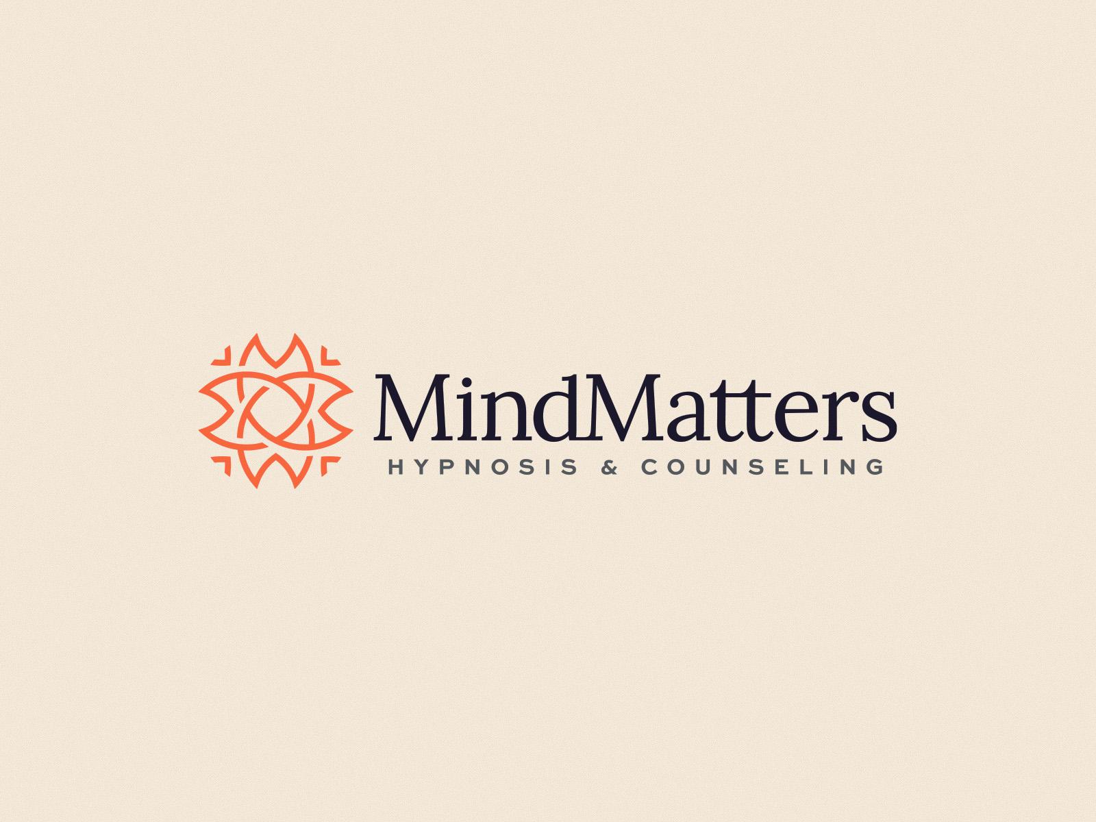 MindMatters   Brand Identity