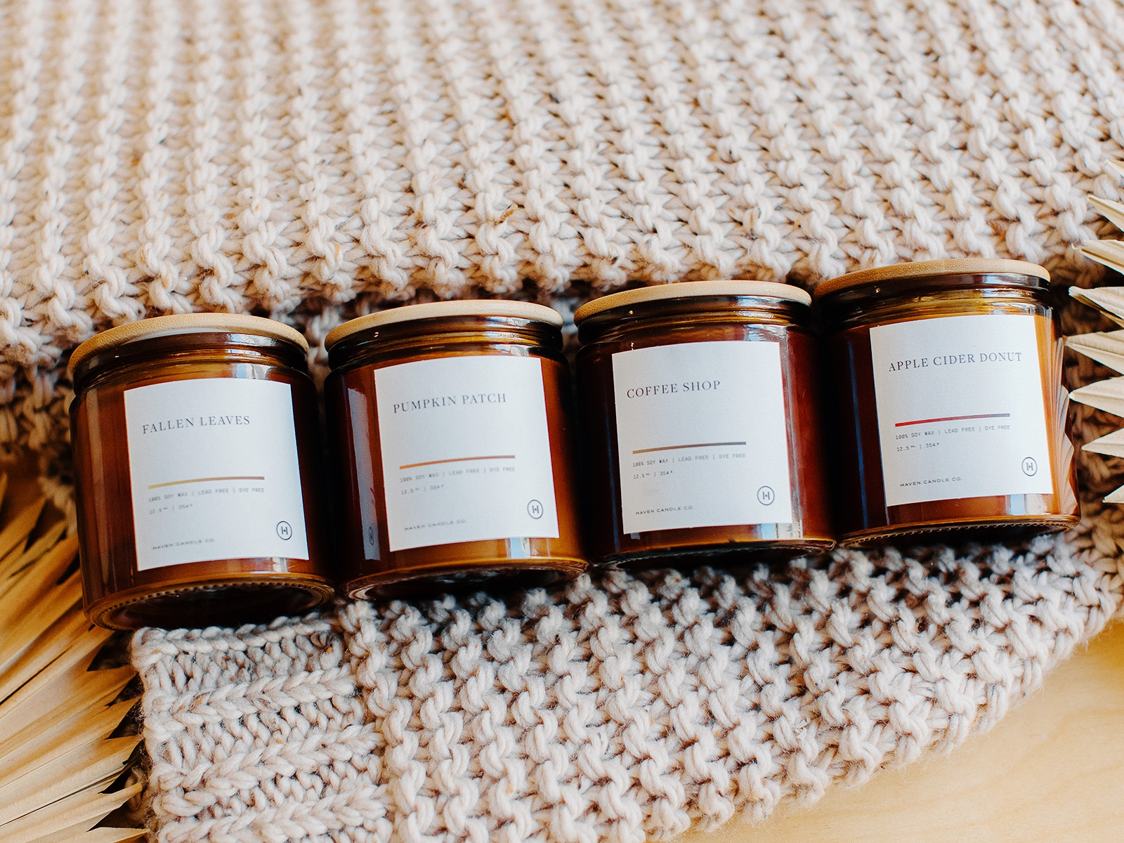 Haven Candles | Fall 2021