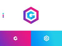G + Cube Logo