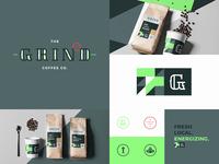 #thirtylogos 02- The Grind