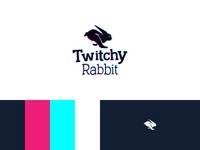 #thirtylogos 03- Twitchy Rabbit