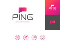 #thirtylogos 04- Ping