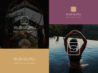 Sub Guru Logo Concept