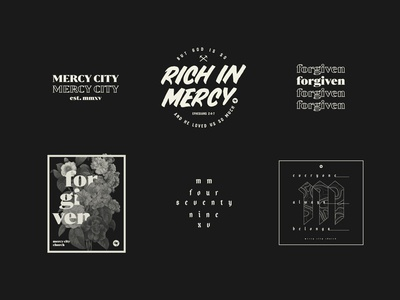 Mercy City Fall Merch