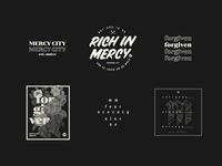 Mercy City Fall Merch