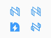 N Logo Concepts
