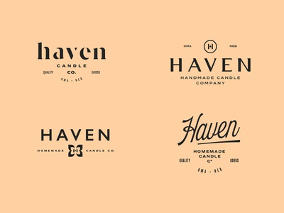 HAVEN | Logo Concepts