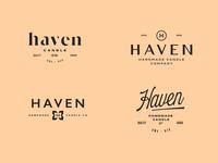 HAVEN   Logo Concepts