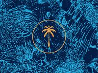 Palm Tree   Logo Concept