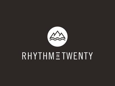 Rhythm In Twenty | Brand Identity