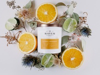 Haven Candle Co. | Branding