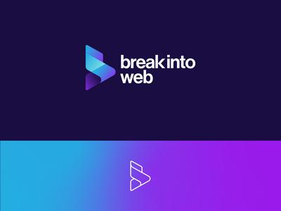 Break Into Web   Brand Identity