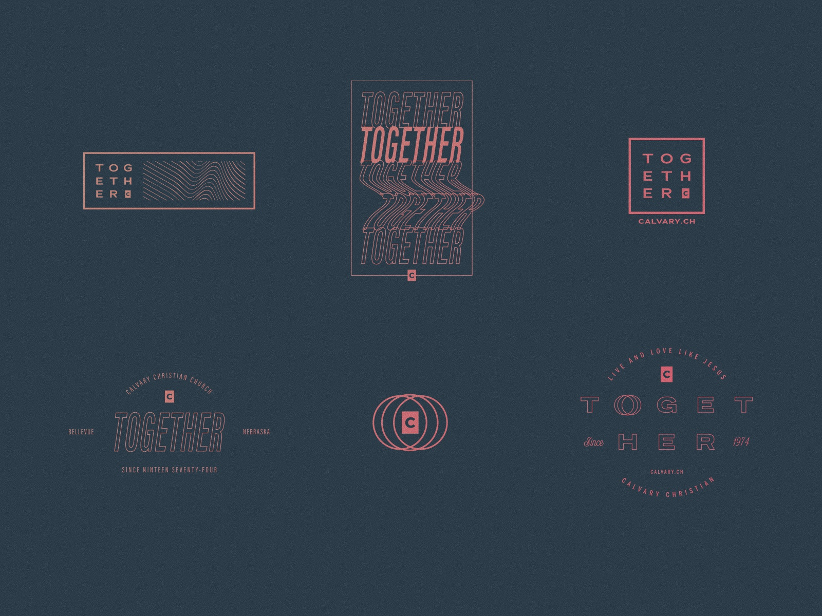 TOGETHER | Unused Concepts