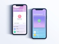 Mobile UI project Task