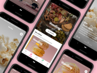 Discover and follow topics material topics ui  ux ui stories cover blendle journalism news articles app android