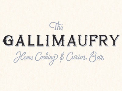 Gpalmer dribbble gallimaufry