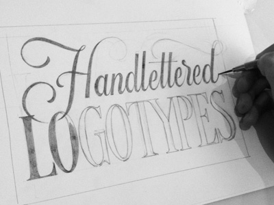 Gpalmer dribbble handlettered logotypes sketch 2