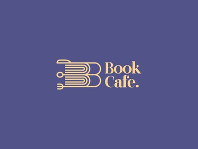 BookCafe Logo