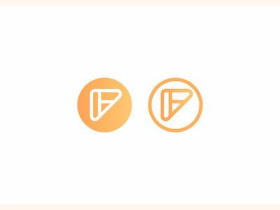 FixersHub Logo debut mobile app branding ux vector icon design logo illustration