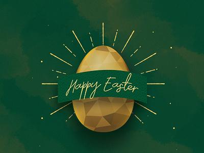 Easter Dribbble