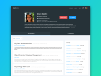 Profile Page - Authorea