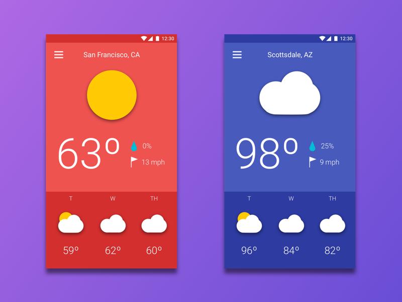 Weather 1x