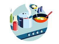kitchen - design proposal