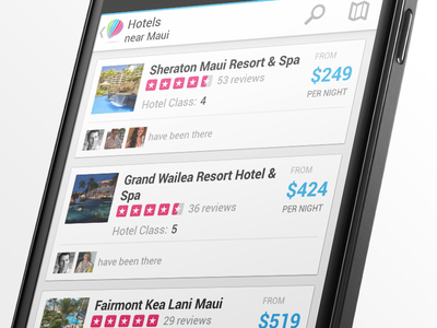 Gogobot for Android android mobile travel gogobot list