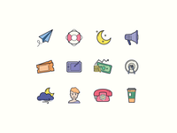 Plasticine: new icon style on Icons8