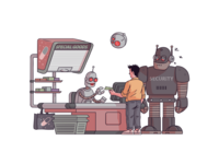 Interface Illustration: Payment Processed