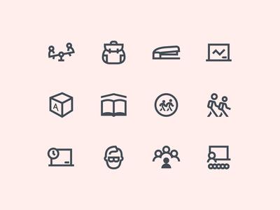 Windows 10 Education Icons