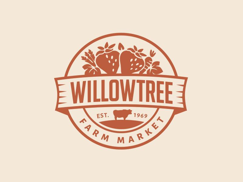 Bmw London Ontario >> Farm Market Logo by Katie McCoy - Dribbble