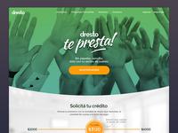 Dresto - Online personal loans