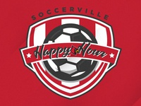 Soccerville happy hour