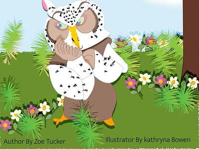 children book cover challenge adobe illustrator illustration digital art