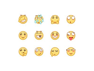 Funny Emoji haha way no fool shy wtf omg emoji funny