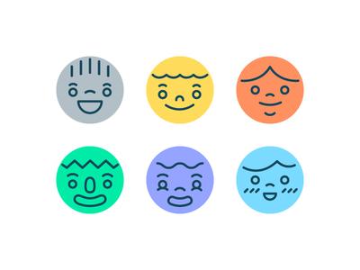 faces & faces
