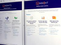UInsight & UPermits Marketing Materials