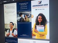WVC Entrepreneurship Center Brochure