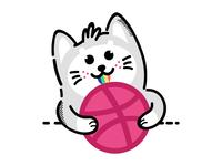 Playful Dribbble