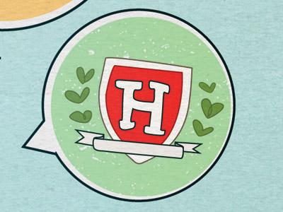 Harvard Logo harvard boston illustration vector textured