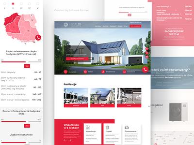 Instal3D - detailed wordpress react website landing page web app graphic design ui design branding development product design