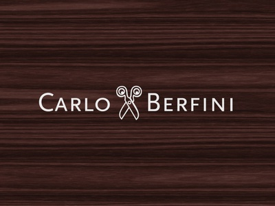 Carlo Berfini Identity identity typography branding logo design
