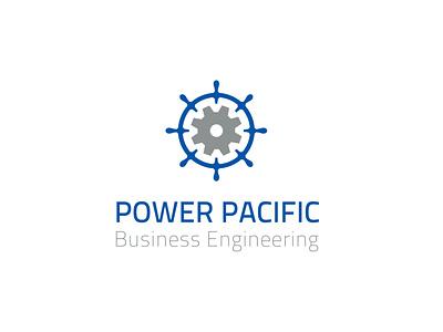 Power Pacific Identity identity logo branding