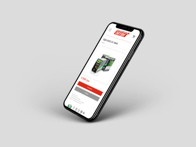 Paton Website webdesign website ui ux design
