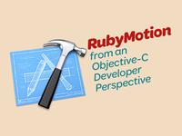 Rubymotion - Geneva.rb Slides